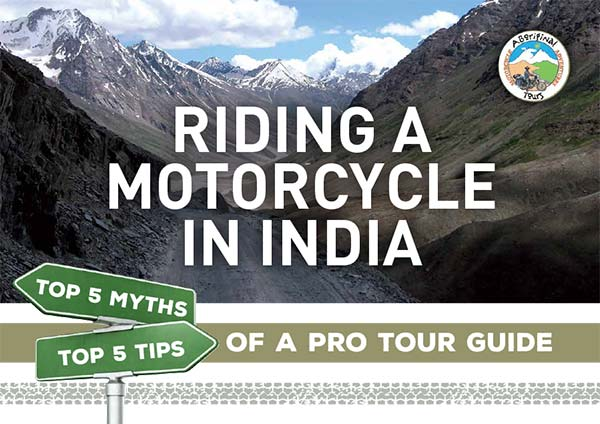 Download: Top 5 Myths & Tips - Indian Motorcycle Tours